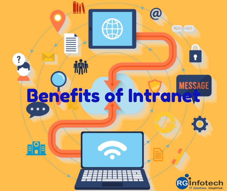 Benefits of Intranet