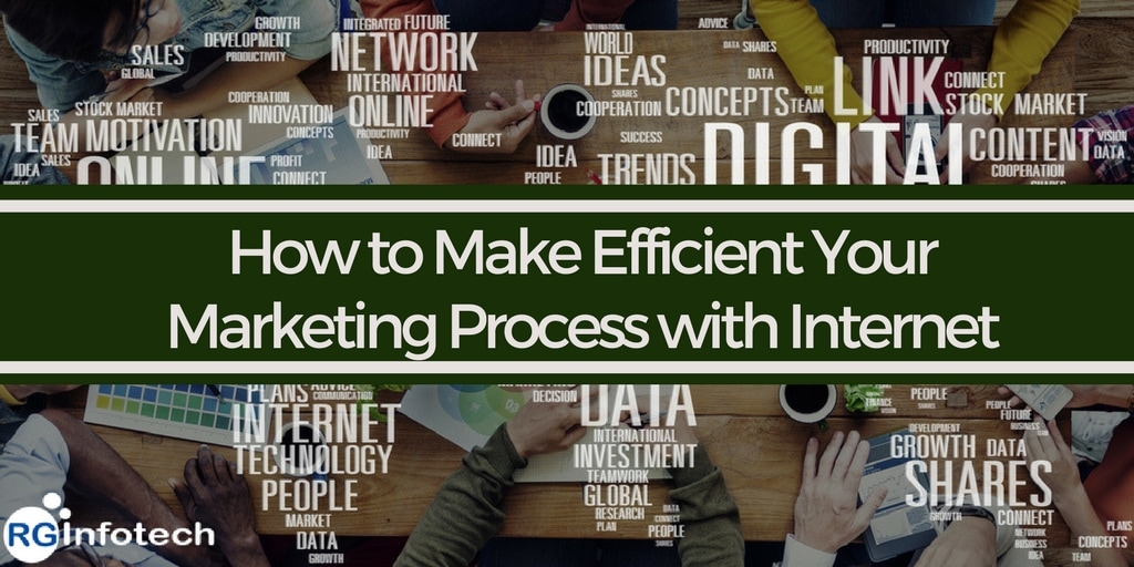 Make your marketing efficient in digital way