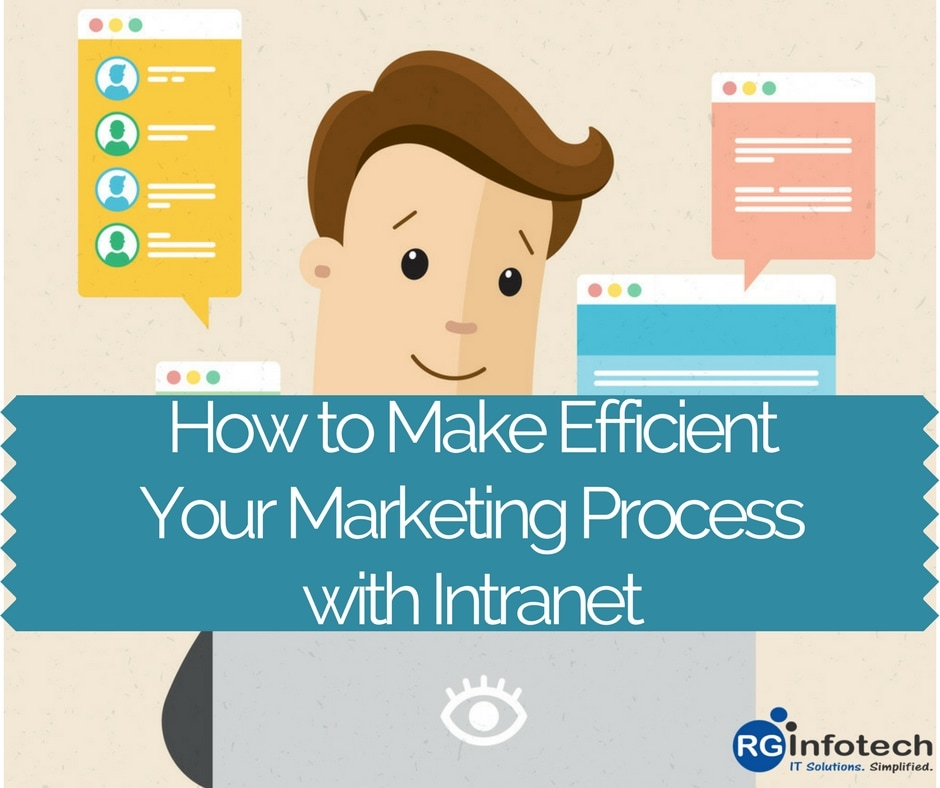 Intranet App for Marketing