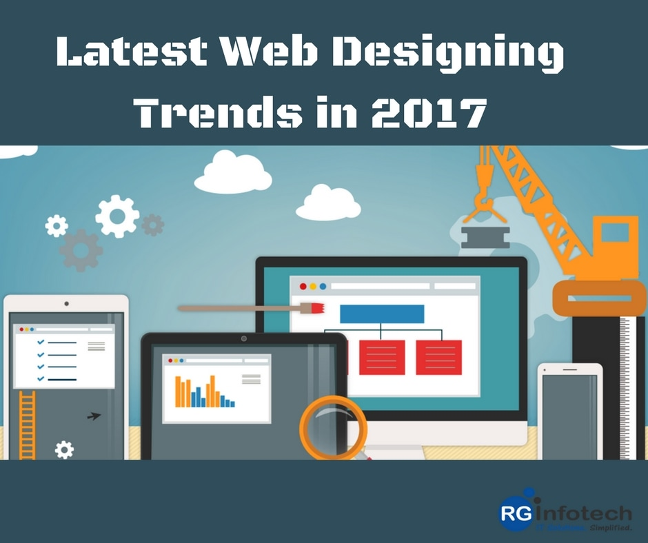 Website Design Trends in 2017