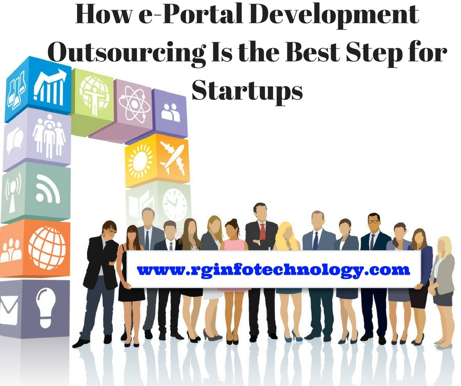 outsourcing web portal development